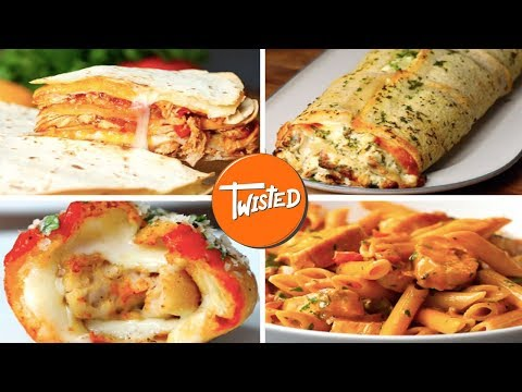 20 Chicken Recipes  | Twisted
