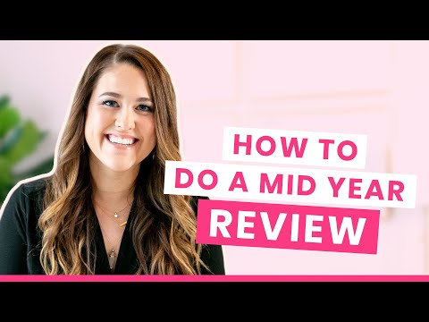 How to do a Mid Year Review (TPL 054)