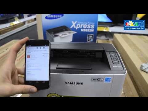 Samsung Xpress M2070w Wireless Laser Printer Review And