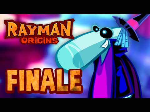 Rayman Origins | Death Before Disco - 34 FINALE (4-Player)