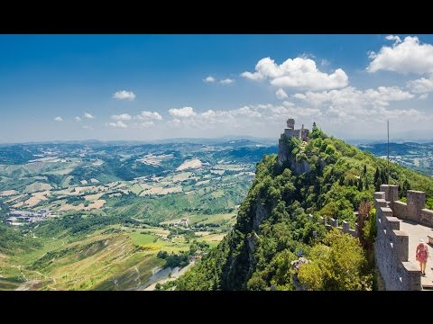 The Beauty of San Marino