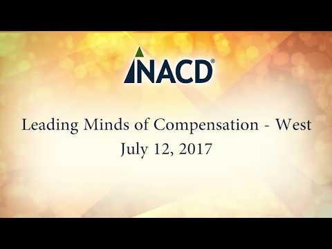 2017 Leading Minds of Compensation, West