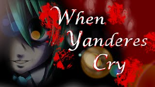 When Yanderes Cry - YANDERE RPG Maker Horror, Manly Let's Play (Full Playthrough)