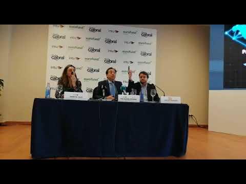 La empresa promotora de Porto Cabral // Rueda de prensa