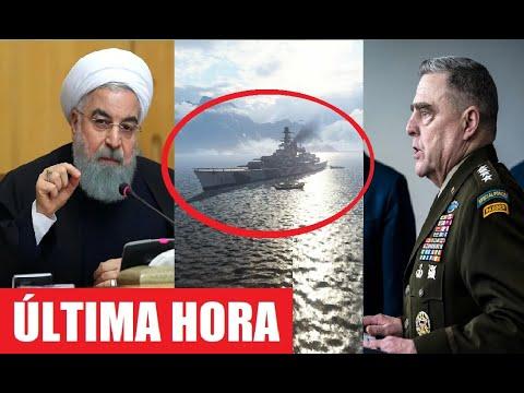🚨URGENTE! INESPERADO COMUNICADO DE IRÁN Hacia ISRAEL, Hace Temer Lo Peor A Los Generales De La OTAN.