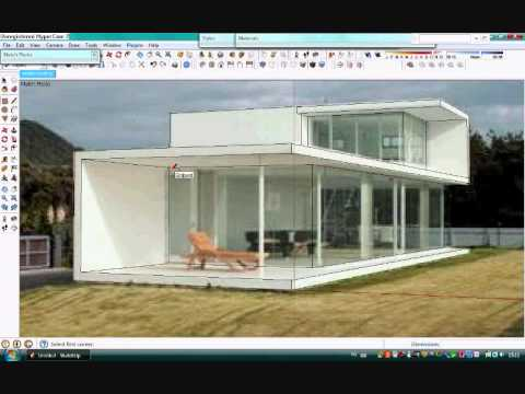 SketchUp Tutorials - How to use Match Photo - YouTube