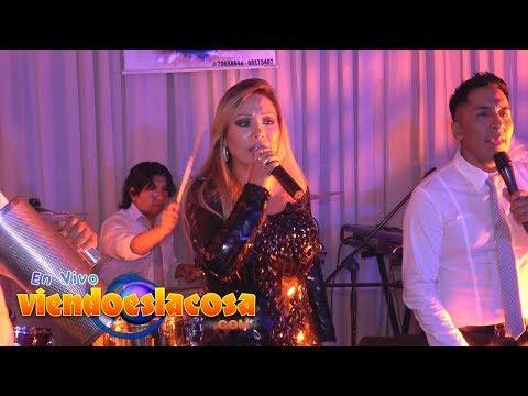 VIDEO: GRUPO ÉBANO - Por Qué Te Fuiste (Maricarmen Marín) ¡En VIVO! - VIENDO ES LA COSA - CUMBIA 2019