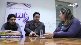 بالفيديو والصور.. محمد شبانة لـ'صدى البلد': سأطرح قريبا ألبوما لـ'العندليب الاسمر'