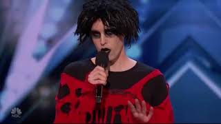 America's Got Talent 2018 Oliver Graves Auditions 6