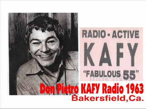 Don Pietro -  KAFY Radio 1963