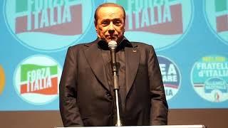 Silvio entra in battaglia