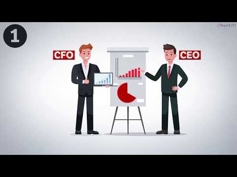 Role of a CFO, and why every business needs a CFO