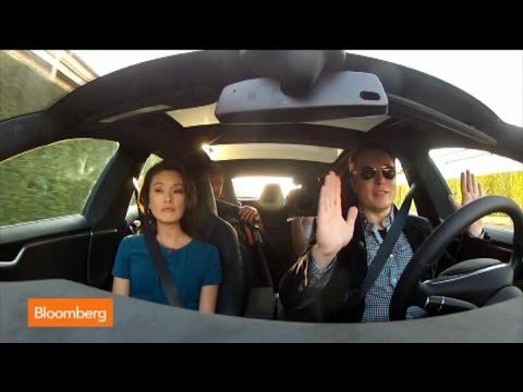 Tesla Test Drive: Model P85D, Autopilot, Zero to 60