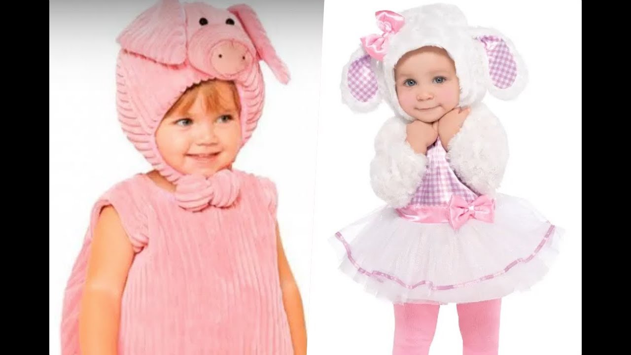 Disfraces de animales para primavera para ni os youtube - Disfraces navidenos para ninas ...