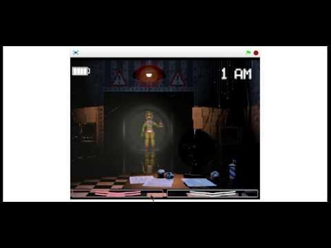 FNaF 2 gameplay (scratch edition)