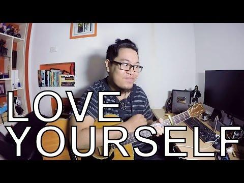 [Guitar] Hướng dẫn: Love yourself - Justin Bieber
