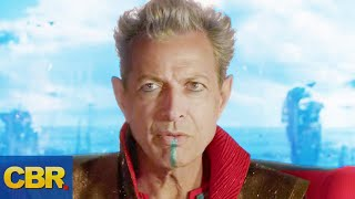 What Nobody Realized About The Grandmaster In Thor Ragnarok And Guardians Of The Galaxy