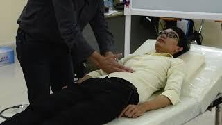 Hépato-gastro-entérologie - Douleur abdominale - (2/2) examen physique