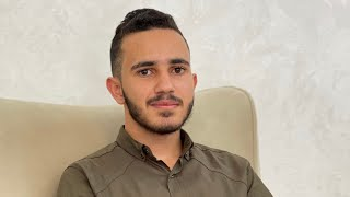 لقاء الطالب مؤمن ربحي حمايدة من بيت ليد الحاصل على معدل 99.4  بالفرع العلمي