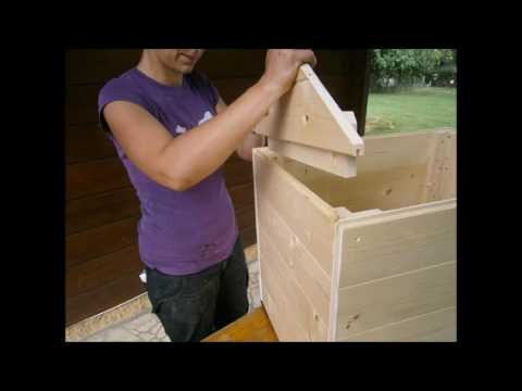 come costruire una cuccia in legno per il cane youtube