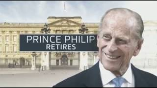 Prince Philip to retire from public duties at age of 96