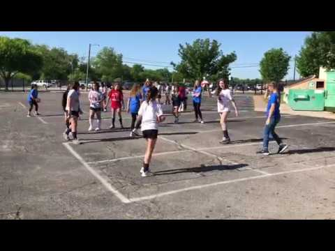 Volley Four Square