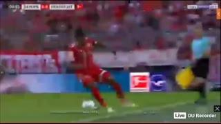 مباشر - مباراة بايرن ميونخ و اينتراخت فرانكفورت