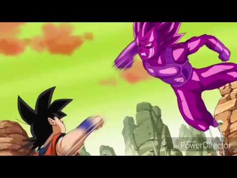 Dragon Ball Super- Goku vs Copy Vegeta: Xxxtentacion - YuNg BrAtZ
