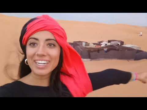 Viaje a Marrakech y Desierto de Merzouga 2017