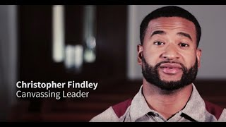 Leaders have testimonies too - Christopher's testimony