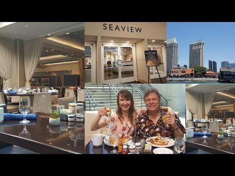 Seaview Breakfast Buffet Restaurant In Grand Hyatt  San Diego CA