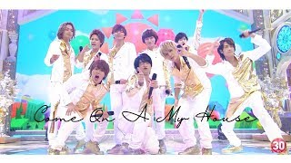[Hey!Say!JUMP] Come On A My House 교차편집 (stage mix)