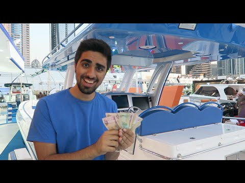 Paying CASH for a New Yacht !!!