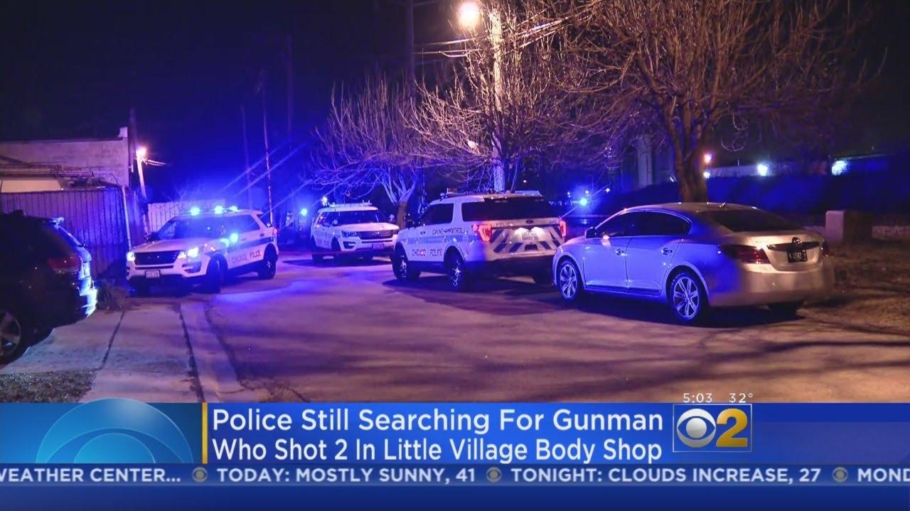 Two Shot In Little Village