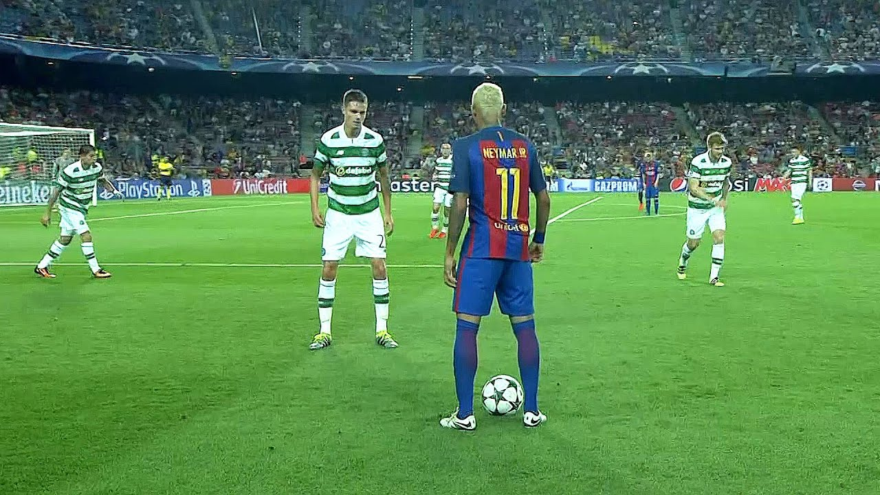 Neymar TOP 33 Crazy Skills 2016/17