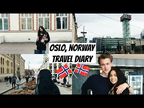 OSLO NORWAY TRAVEL DIARY