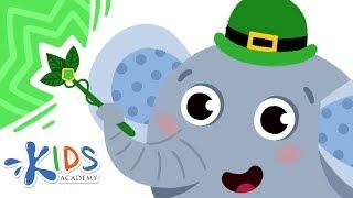 Green Color for Toddlers, Preschoolers & Kindergartners   Kids Academy