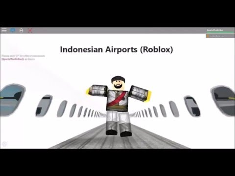 [Roblox] Indonesian Airports Presentation