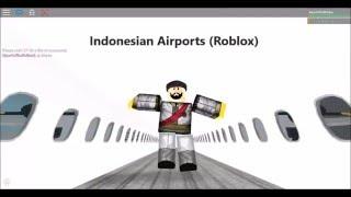 [Roblox] Indonesische Flughäfen Präsentation