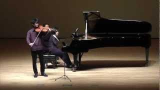 M.Bruch : Romance for Viola and Piano op.85 / Yusuke Kinoshita