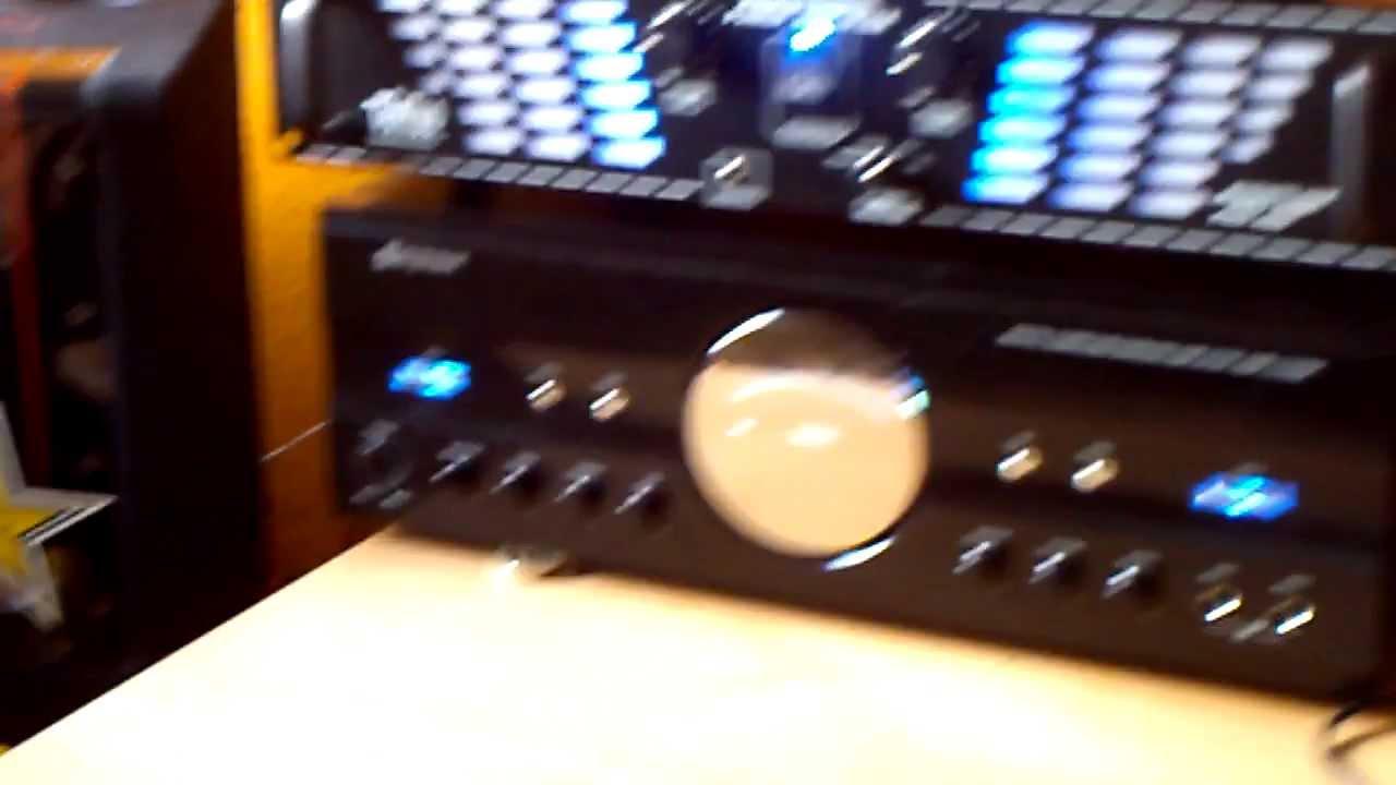 600w pa party test video mit mac audio bass box 150 200 leute k nnen unter halten werden youtube. Black Bedroom Furniture Sets. Home Design Ideas
