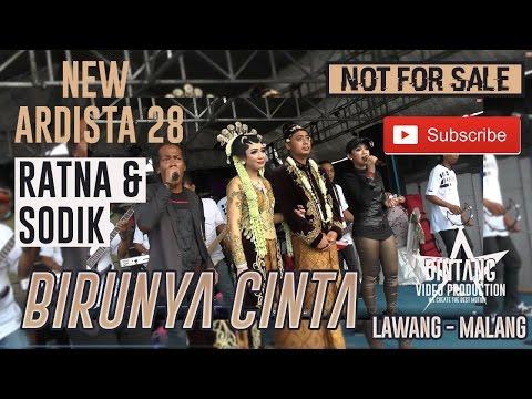 SODIK & RATNA BIRUNYA CINTA NEW ARDISTA 28 LIVE SUMBERWARAS - LAWANG - MALANG