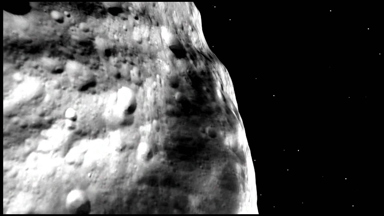 An Asteroid\u0027s Surface in Fine Detail - YouTube