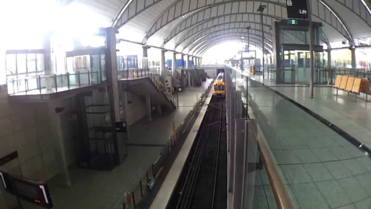 Sydney Rail Vlog 1 Olympic Park