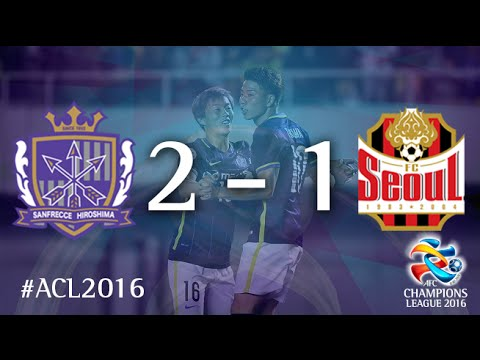 SANFRECCE HIROSHIMA vs FC SEOUL: AFC Champions League (Group Stage)