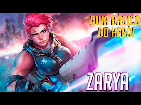 COMO JOGAR DE ZARYA - GUIA DO HERÓI - Overwatch Brasil