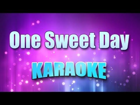 boyz-ii-men-&-mariah-carey---one-sweet-day-(karaoke-&-lyrics)