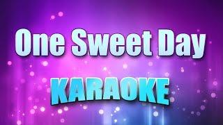 Boyz Ii Men Mariah Carey One Sweet Day Karaoke Lyrics.mp3