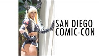 Gambar cover THIS IS COMIC-CON SDCC 2018 SAN DIEGO COMIC CON COSPLAY MUSIC VIDEO CALIFORNIA VLOG