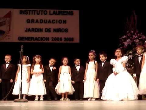 Graduacion Jardin de Niños
